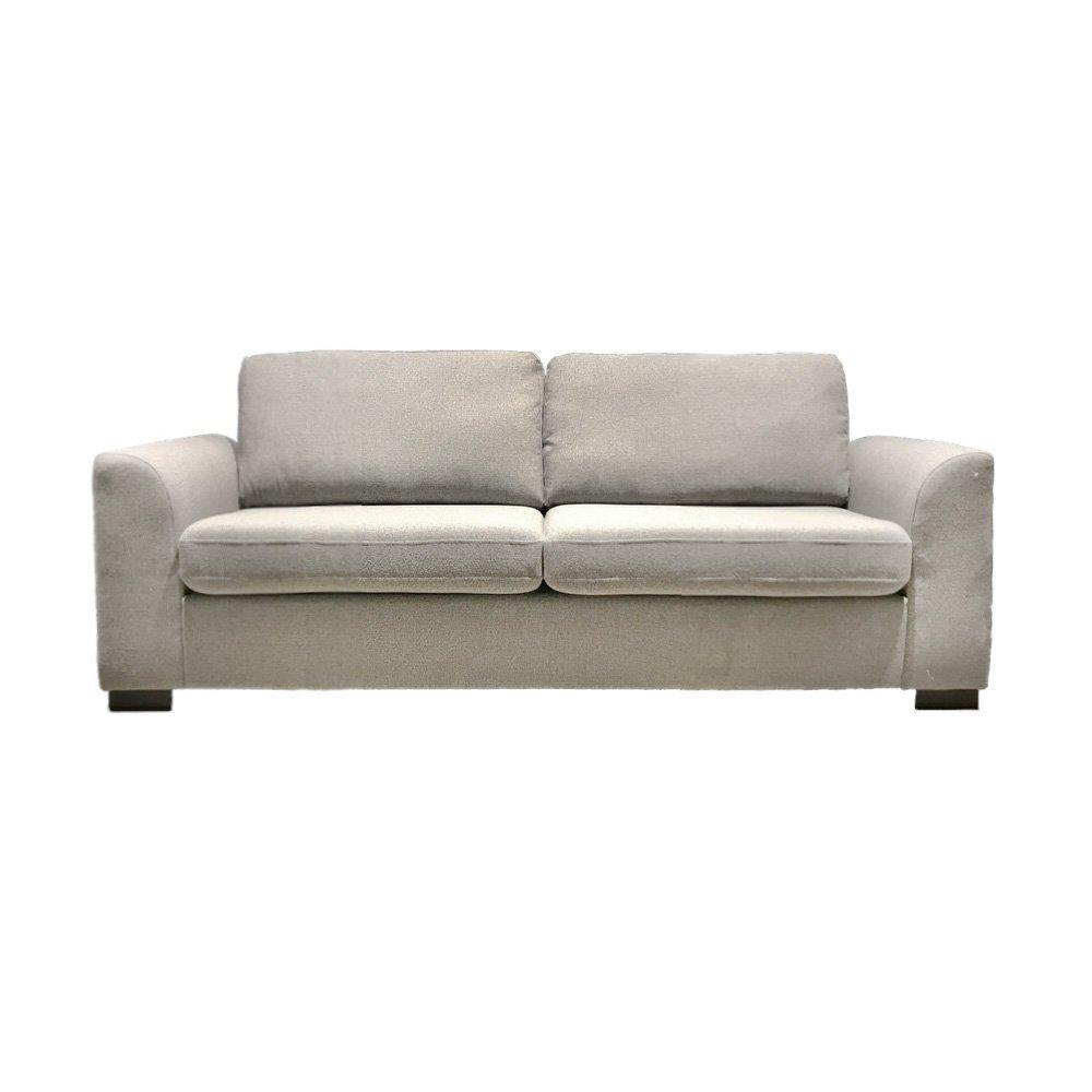 3 seter sofa med sjeselong